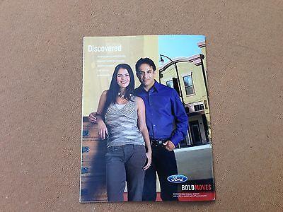 2007 Ford Edge Brochure