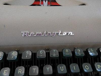 machine à écrire Remington CURIOSITY by PN 4