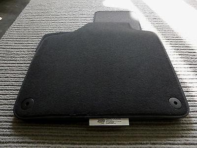 Velours Nubuk NEU Original Lengenfelder Fußmatten für Skoda Superb II