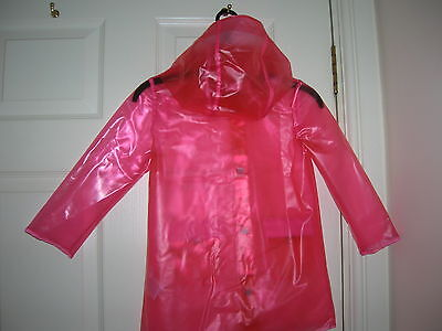 Rain Coat for Girl 2-4 years H&M 2