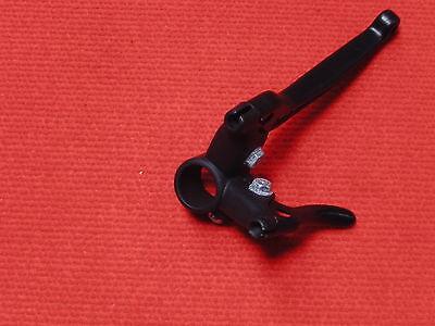 Domino Bremshebel Muffe links Starthebel Blechhebel chrom Peugeot Mofa Moped Neu