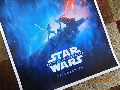 "Star Wars: The Rise of Skywalker (11"" x 17"") Movie Collector's Poster Print 3"