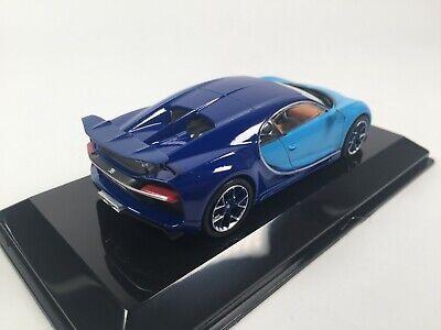 Bugatti Chiron 2016-1//43 Voiture Miniature Car Supercar SC5