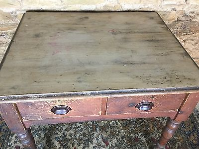 Church Pine Table 8
