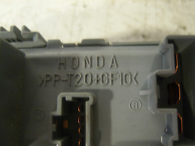 3 of 5 2003 acura cl type-s inside passenger right fuse box panel multiplex