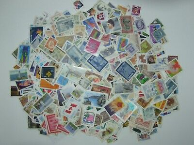 Hoard Of 2 million Used CANADA Stamps 100 To 1500 ALL DIFFERENT Fine To veryFine 3