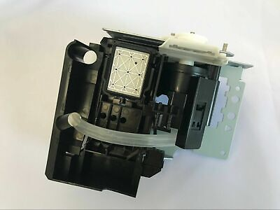 Mutoh VJ1604E/1624 Pump Capping Assembly Maintenance Cap Station DX5 Solvent US 3