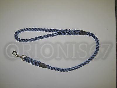 Extra Heavy Duty Dog Clip Lead 14 mm Rope Various Sizes & Colours Handmade 5