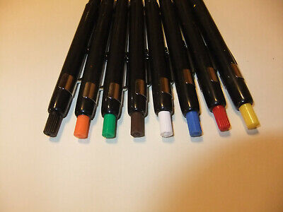 Listo Chinagraph marking pencils 8 different colours 2