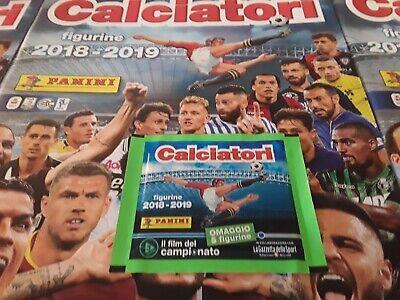 Calciatori 2018 2019 Tin Box Kit Aggiornamenti album figurine Panini