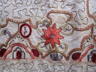 Ottoman Empire, Islamic Veil, 18th Century, Sarmas, Hand Embroidery, Puglia, RRR 6