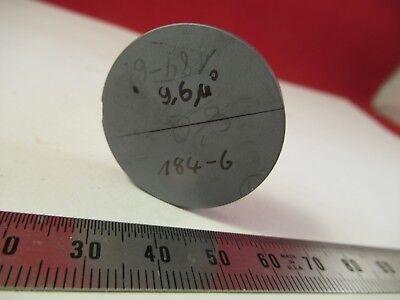 Optique Épais Silicone 9-10um Revêtu Miroir Infrarouge Optiques comme sur Photo 8