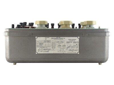 0.01 mkOhm - 1 MOhm 0.05% P329 Single-Double DC Bridge Resistance an-g L&N ESI 3