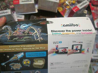 Amiibo Us Authentic Complete Your Collection Target ++ Nintendo Wii U 3Ds Switch 11