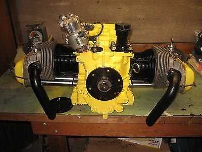 1/2 VW (Half VW) Engine Conversion Plans for Ultralight or LSA Aircraft 5