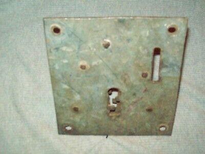 Spanish Colonial Door lock.
