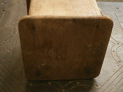 Old Rare Antique Wooden Crusher Grinder Mill 10