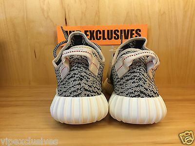 eac415652882f ... Adidas Yeezy 350 Boost Low Kanye West Turtle Dove Blue Grey White  AQ4832 5