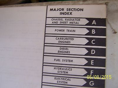 International  315 Combine Parts Manual 3