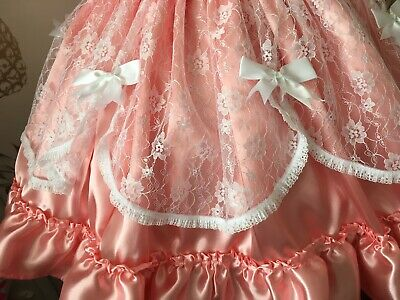 Made To Measure Sissy Maid * Any Colour* Cd/Tv * Prissy * Fetish * Dress * 2