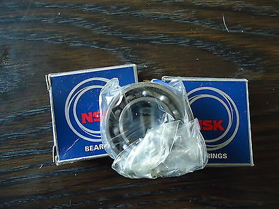 2 New Nsk Deep Groove Ball Bearing #6005C3, 6005Uc3E** C#5 2