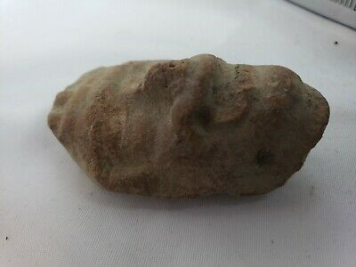 Pre-Columbian pottery fragment, part of collection #1 9
