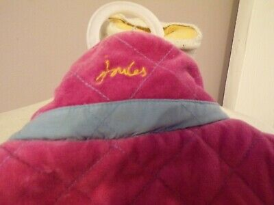 Superb Little Girls Designer Joules Pembry Jacket And Skirt Uk 4 Years Rrp £80 4