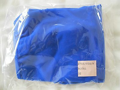Ladies GYMPHLEX Royal Blue School Gym Shorts XXL UK size 16-20 BNIB 7