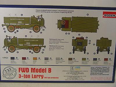 Weltkrieg 1:72 Resinbausatz Italienischer Trossanhänger Artillerie Tipo 2-1