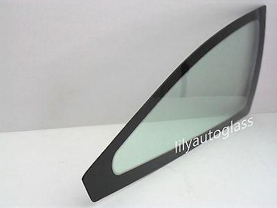 For 00-07 Ford Focus 2 Door Hatchback Rear Quarter Glass Passenger//Right Side