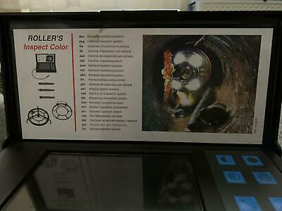 Roller's inspection camera Extender and display 3