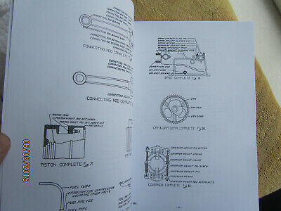 Alamo Engine Co. 1 1/2HP Gas Engine Instruction & Parts  Manual 3