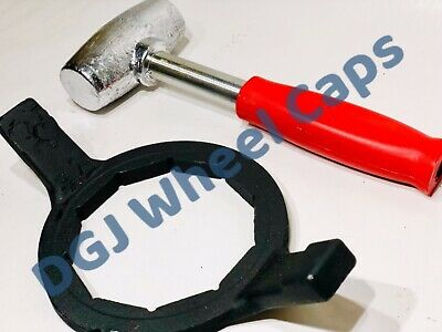 4Lbs Wire Wheel Knock Off Lead Hammer Made in the USA