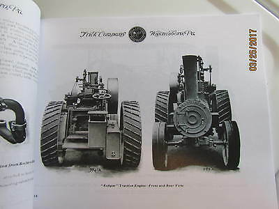 1907 Color Frick Company Machinery Catalog 2