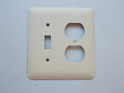 Vintage Metal Switch Outlet Cover Plates, Huge Lot, Togge, Duplex *FREE SHIP* 5