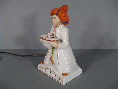 ANCIENNE LAMPE VEILLEUSE Brûle Parfum Style Art Déco Robj