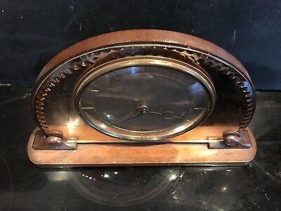 antique art deco clock 4