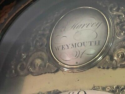 Antique Marquetry English Longcase Grandfather Clock 8 Day Museum Quality 3