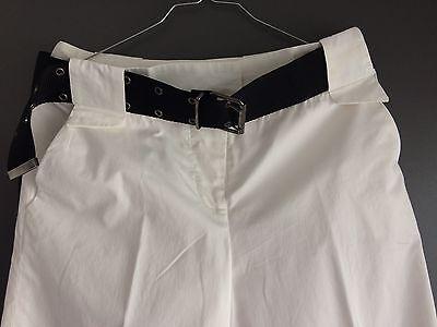 Eur T Ensemble Zapa Neuf Boléro amp; Veste Pantalon 36 Blanc 65 4Zwqfzx