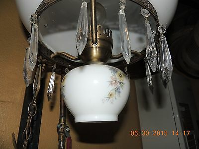 Victorian style Hanging Light fixture 2