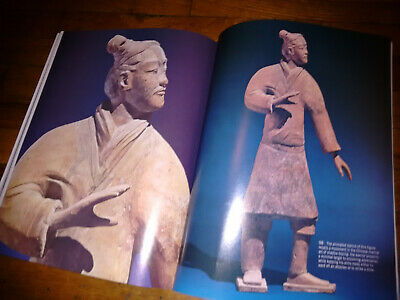 """TREASURES FROM THE BRONZE AGE OF CHINA"" Huge Exhibition Catalog. Many Photos! 8"