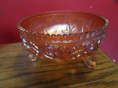 Marigold Carnival Amberina Decanter Footed Bowl Dome Butter Dish Pitcher Pick1 7