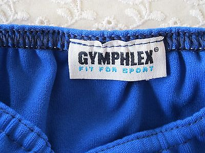 "Ladies XL GYMPHLEX PLAIN 100% Quality Nylon Full Sports Briefs (W 30-38"") NEW! 3"