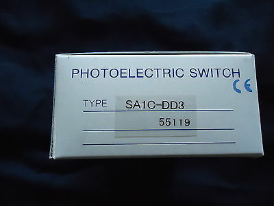 New Idec Photoelectric P/n Sa1C-Dd3, Serial#55119 2