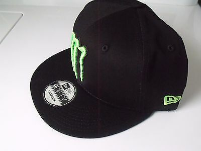 ... 5Only 2 available Monster Energy New Era 9Fifty Athlete Snapback Hat Cap    NEW   2 c1392ebff5d3