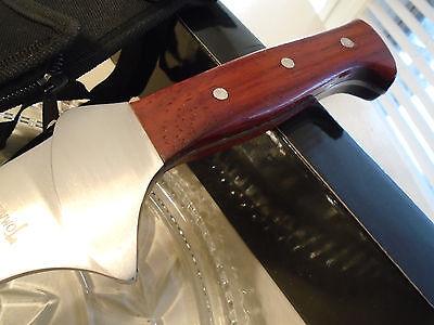 "Tomahawk Big Bounty Full Tang Machete Sword Knife 440 SS 21 1/2"" OA XL1552 New 3"