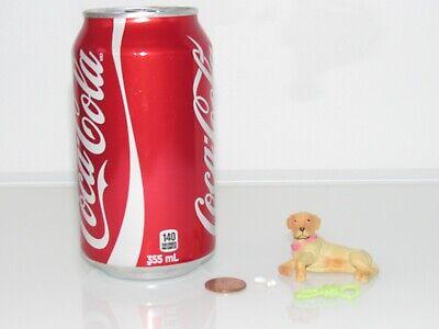 Hood Hounds Miniature Pet Dog For/Fits Dollhouse Mattel Size Doll 3