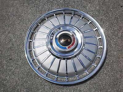 """Galaxie 14/"""" Factory OE Wheel Cover Hubcap 1962 Ford Fairlane"""