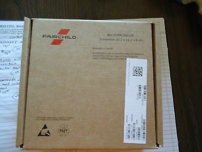 FAIRCHILD SEMICONDUCTOR 3000 NEW MBR0540 DIODE RECT SCHOTTKY 40V, 500mA ON REEL