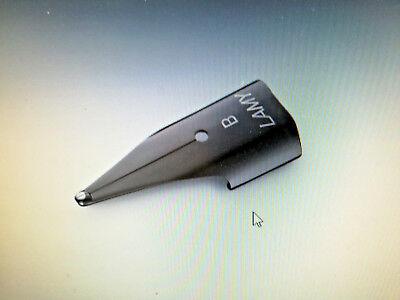 LAMY Feder Z50 Stahlfeder poliert oder schwarz 3